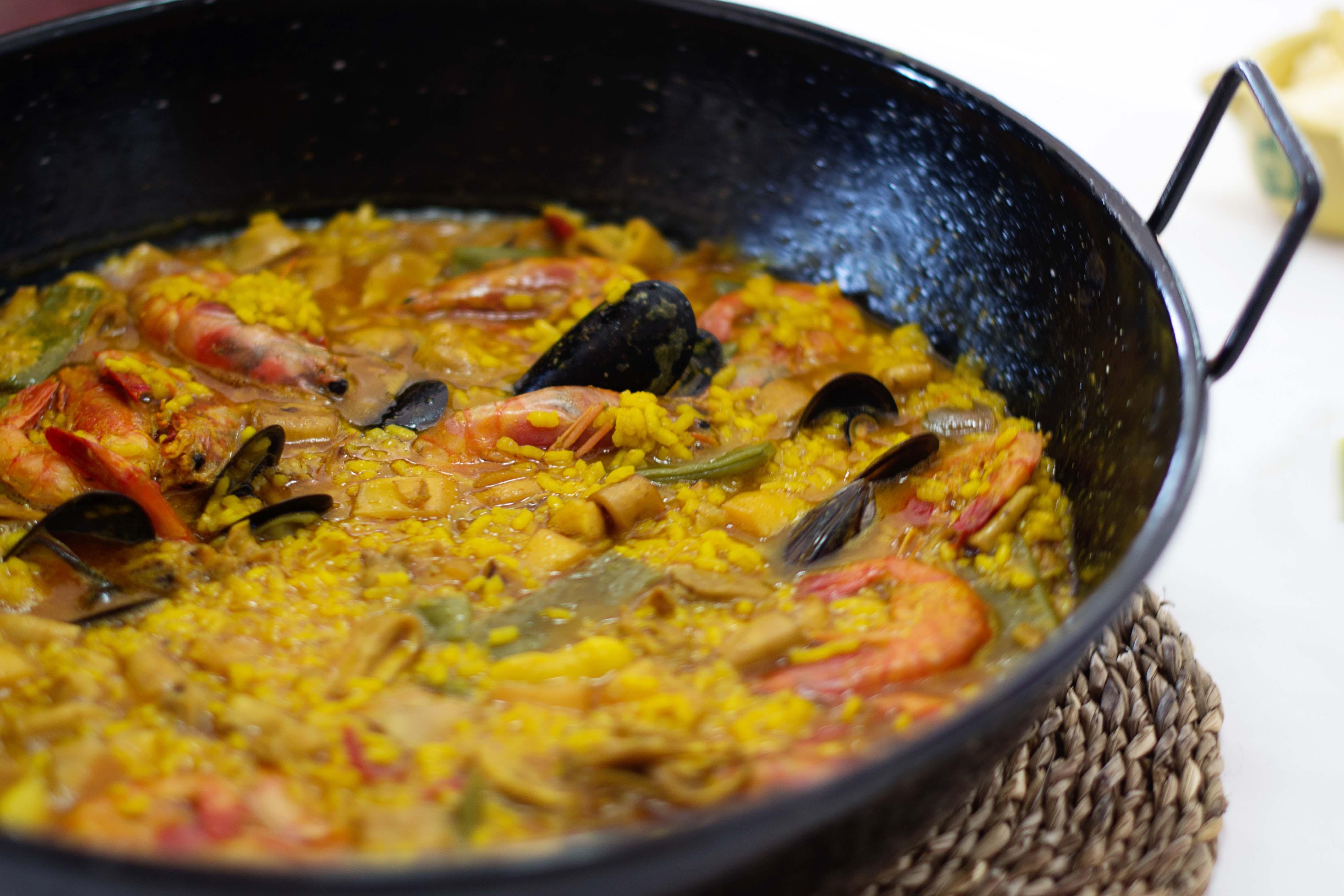 arroz gastronomía valenciana