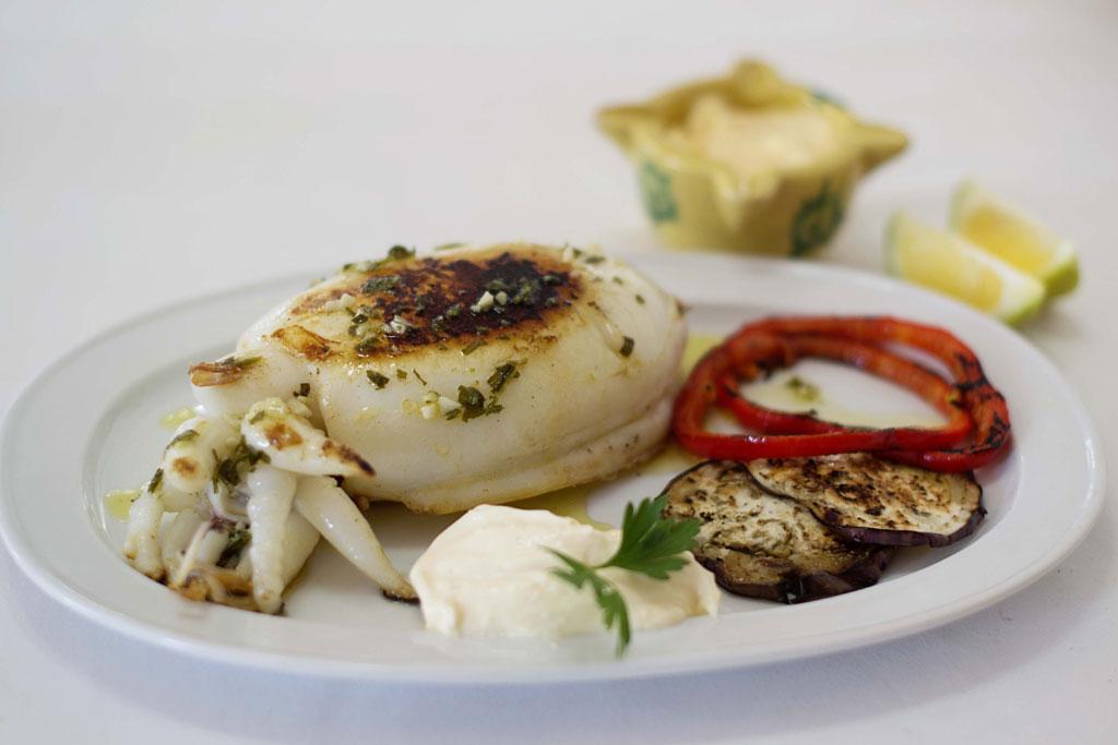 Nuestros platos restaurante casa angel for Cuisine 0 la plancha