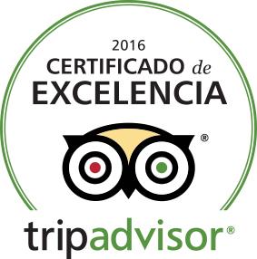 certificado de excelencia restaurante casa angel tripadvisor