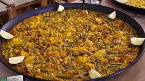 wikipaella y paella valenciana