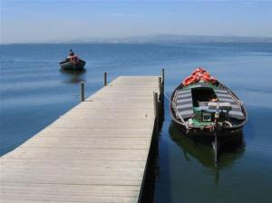 paseo en barca por la albufera