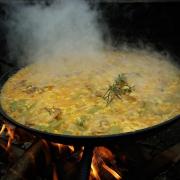 Palla Valenciana Restaurante Casa Ángel una experiencia sensorial